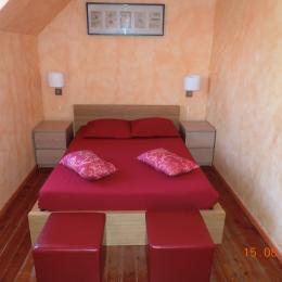 Chambre 1 - Location de vacances - Bernières-sur-Mer