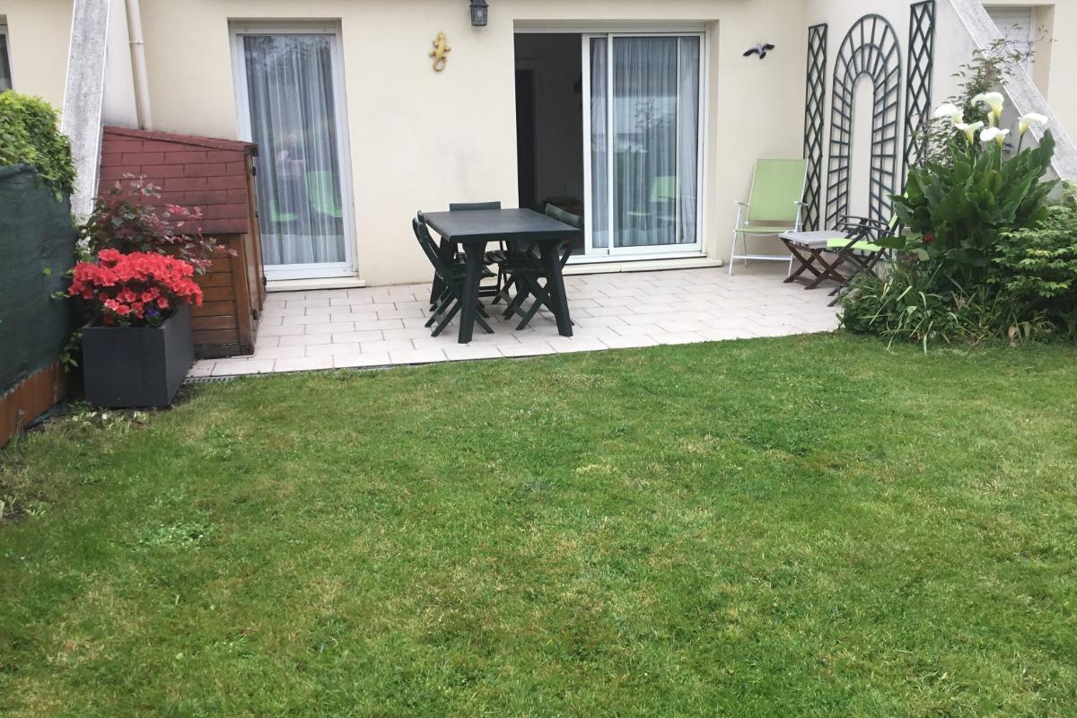 Maison pour 4 à 6 personnes avec jardin à Honfleur, Location ...