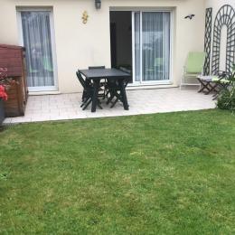 La terrasse - Location de vacances - Honfleur
