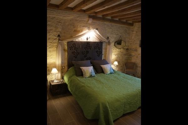Ambiance campagne chic et teinte nature du bocage normand - Chambre d'hôtes - Isigny-sur-Mer