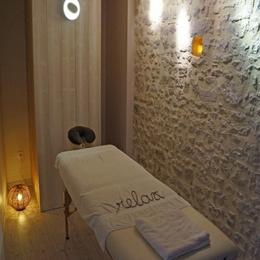 Salle de massage privée - Bien être et détente aux oiseaux de passage - Chambre d'hôtes - Isigny-sur-Mer
