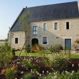 Maison d'hôtes les oiseaux de passage- maison normande du 17 ème siècle restaurée en 2012 - Chambre d'hôtes - Isigny-sur-Mer