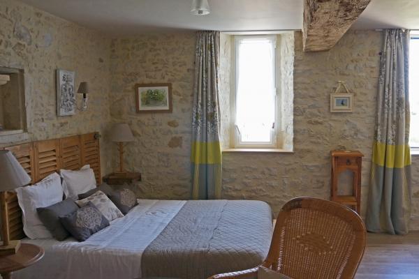 Chambre Les Hirondelles Cosy, authentique, chaleureuse - Chambre d'hôtes - Isigny-sur-Mer