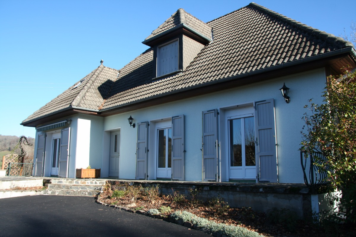la maison - Chambre d'hôtes - Giou-de-Mamou