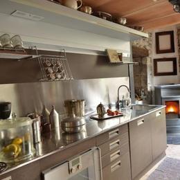 Chambres d'Hôtes, Aurillac Cuisine à partager © Joel Damase - Chambre d'hôtes - Aurillac