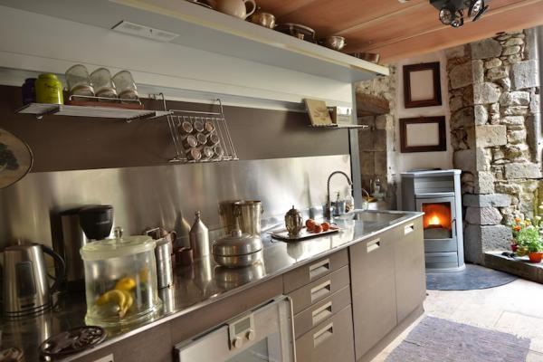 Chambre d'hôtes, Aurillac, Cuisine à partager © Joel Damase - Chambre d'hôtes - Aurillac