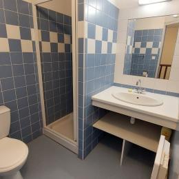 séjour table - Location de vacances - Saint-Simon