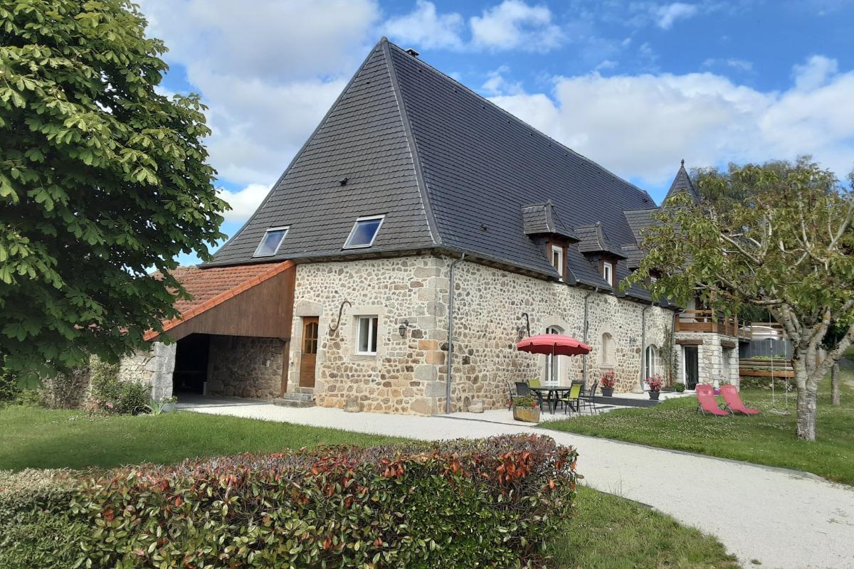 - Location de vacances - Saint-Mamet-la-Salvetat