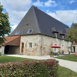 Gîte le Marronnier 6 personnes  - Location de vacances - Saint-Mamet-la-Salvetat