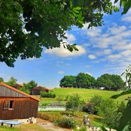 gite Le Rossignol - Location de vacances - Junhac