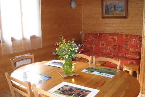 Séjour - Location de vacances - Neussargues-Moissac