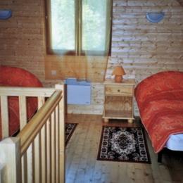 Mezzanine - Location de vacances - Neussargues-Moissac