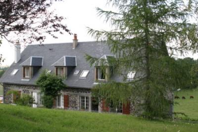maison traditionnelle auvergnate - Location de vacances - Salers