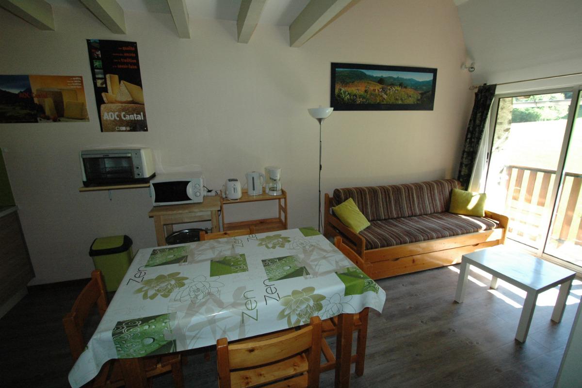 La Grange du Devezou - Location de vacances Cantal - Location de vacances - Saint-Jacques-des-Blats