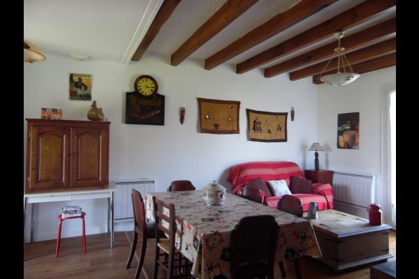 séjour - Location de vacances - Lafeuillade-en-Vézie