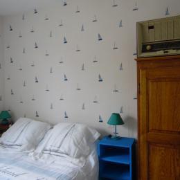 chambre océane - Location de vacances - Lafeuillade-en-Vézie
