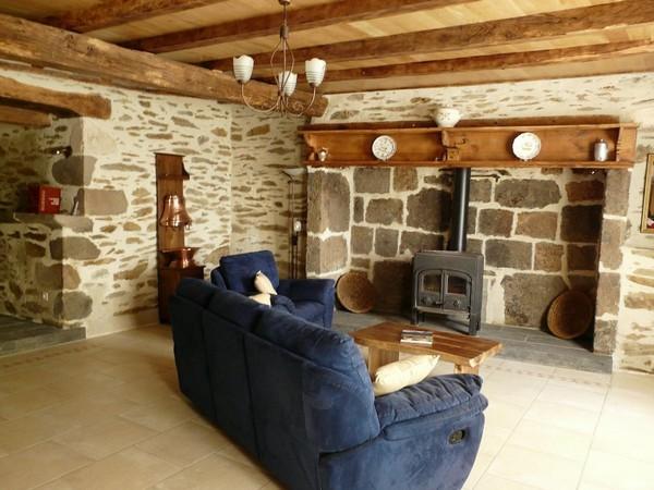 ARPAJON SUR CERE GITE DES BOULEAUX EXTERIEURS - Location de vacances - Arpajon-sur-Cère