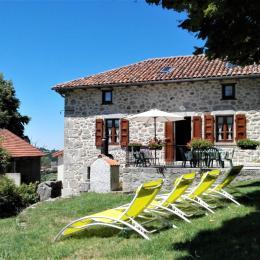 Gîte Lafontbasse - Location de vacances - Omps