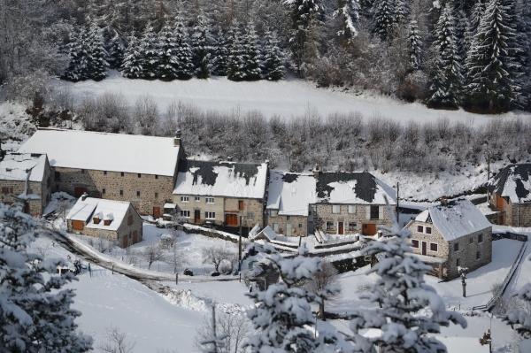 - Location de vacances - Albepierre-Bredons