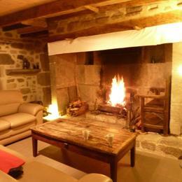 façade de la maison - Location de vacances - Saint-Clément