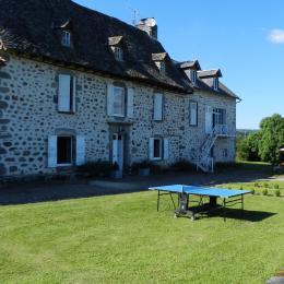 Cantal Auvergne gîte de charme  - Location de vacances - Jussac