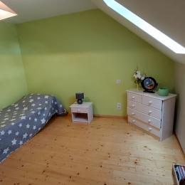 Chambre 1 - Location de vacances - Rézentières