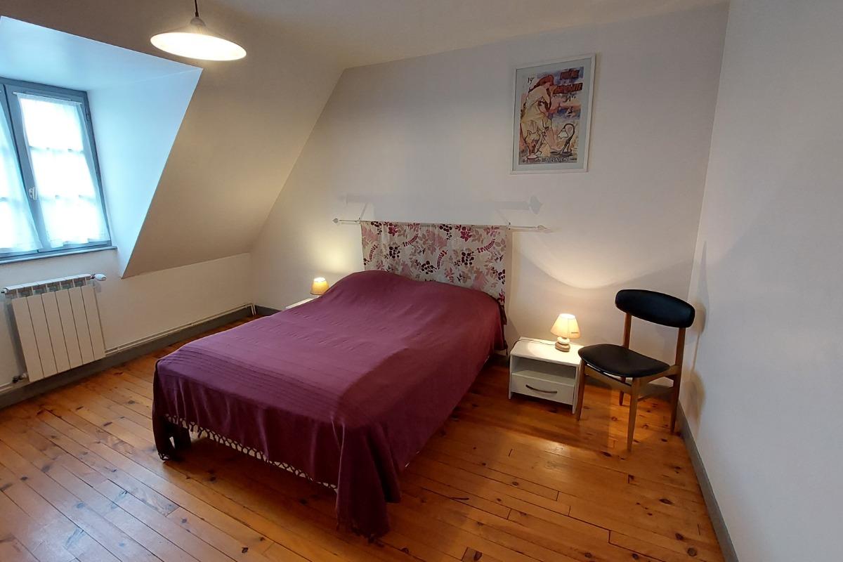 la partie cuisine - Location de vacances - Chalinargues