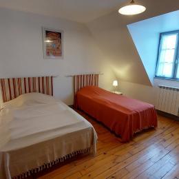 la partie Salle à manger - Location de vacances - Chalinargues