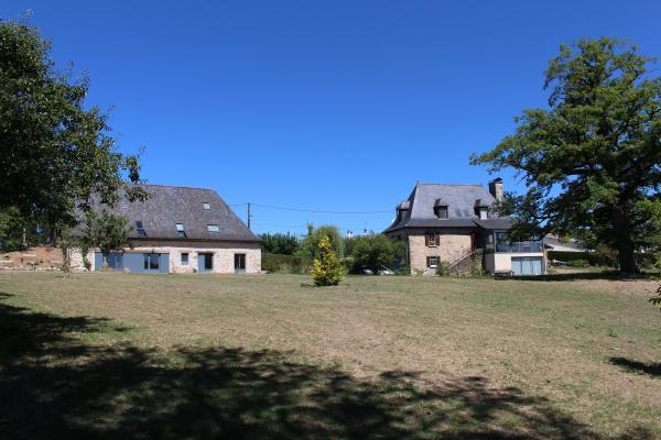 vue d'ensemble de la propriété - Location de vacances - Calvinet