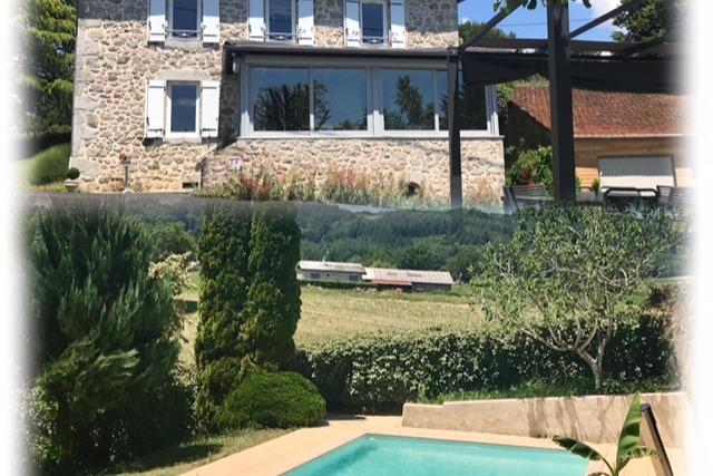 GITE ANGELE - Location de vacances - Sénezergues