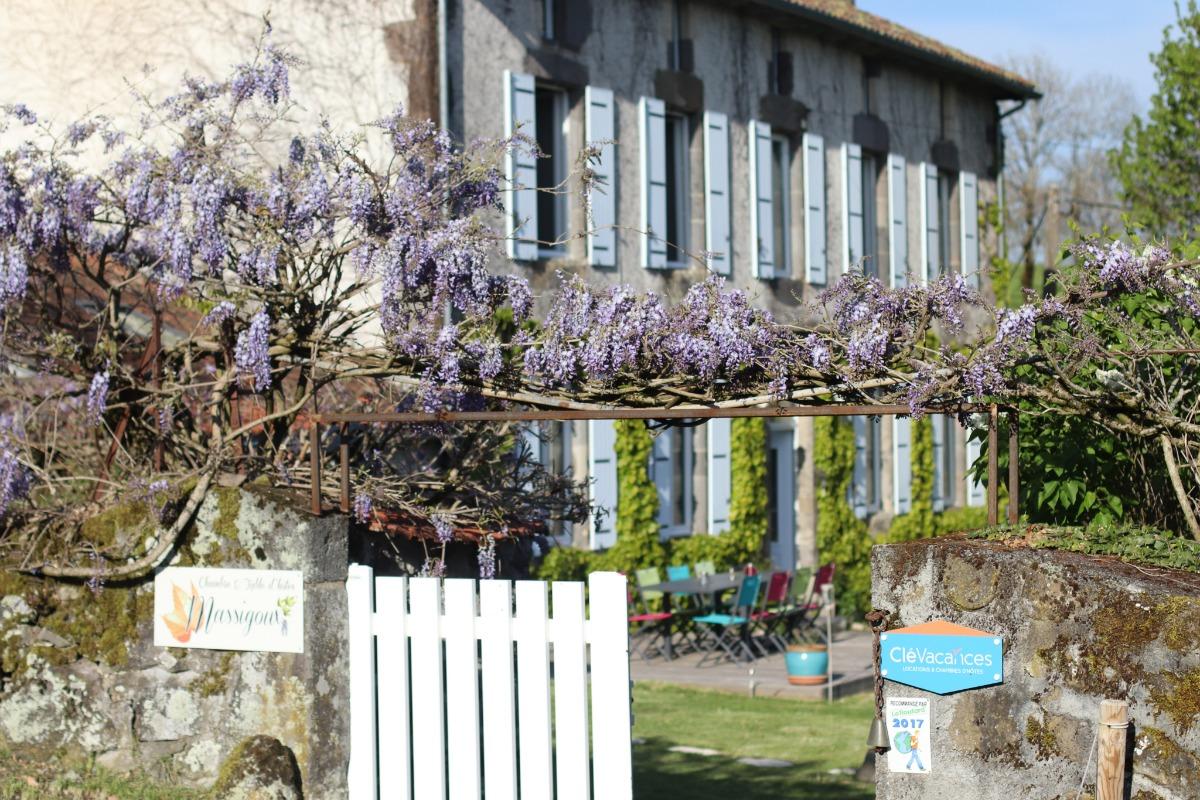 Chambre Puy Griou - Chambre d'hôtes - Aurillac