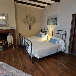 La salle de bain - Chambre d'hôtes - Aurillac