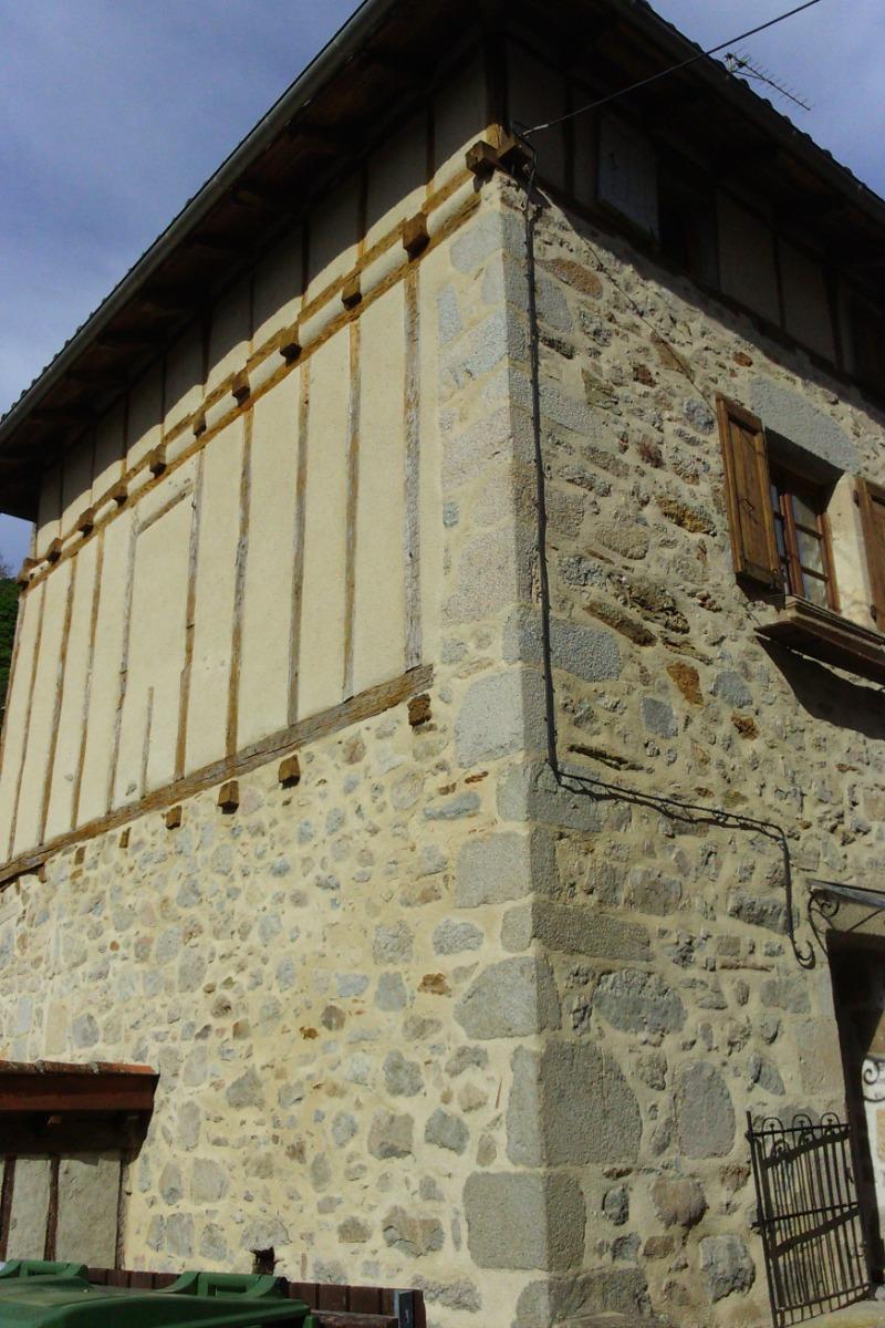 les colombages - Location de vacances - Laroquebrou