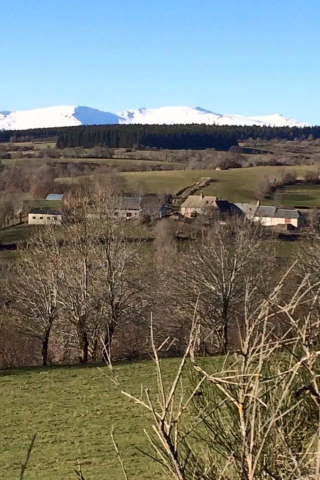 LA FERME DE CANTAGREL - Chambre d'hôtes - Sainte-Marie