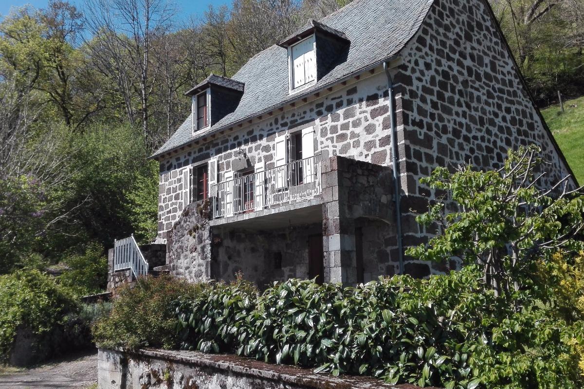 - Location de vacances - Saint-Martin-Valmeroux