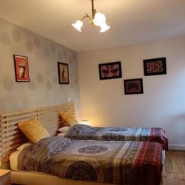 château ol puech - Chambre d'hôtes - Vic-sur-Cère
