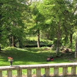 salle de bains pas de cère - Chambre d'hôtes - Vic-sur-Cère