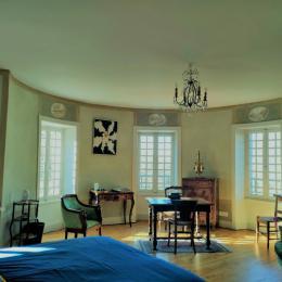 chateau Ol Puech - Chambre d'hôtes - Vic-sur-Cère