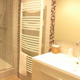 vue sur le parc  - Chambre d'hôtes - Vic-sur-Cère