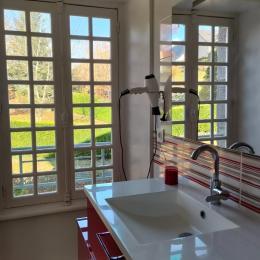 chambre du carladès - Chambre d'hôtes - Vic-sur-Cère