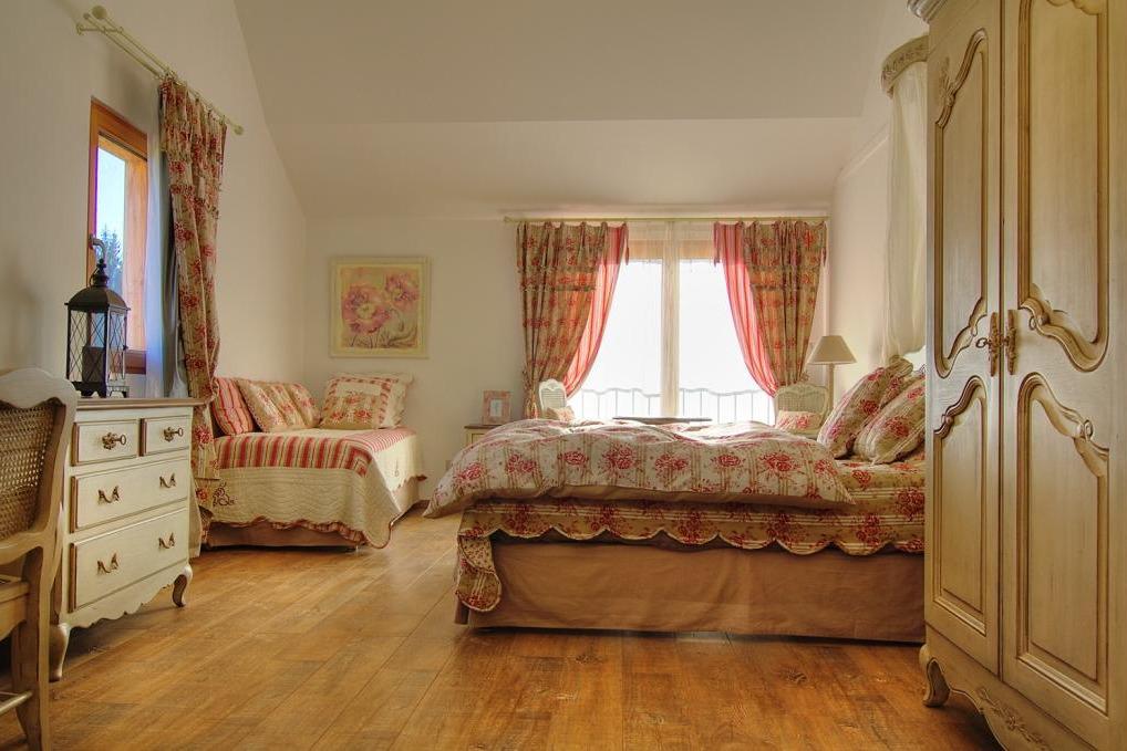 votre suite - Chambre d'hôtes - Champs-sur-Tarentaine-Marchal