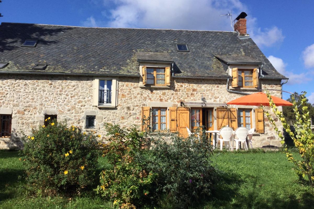 - Location de vacances - Veyrières