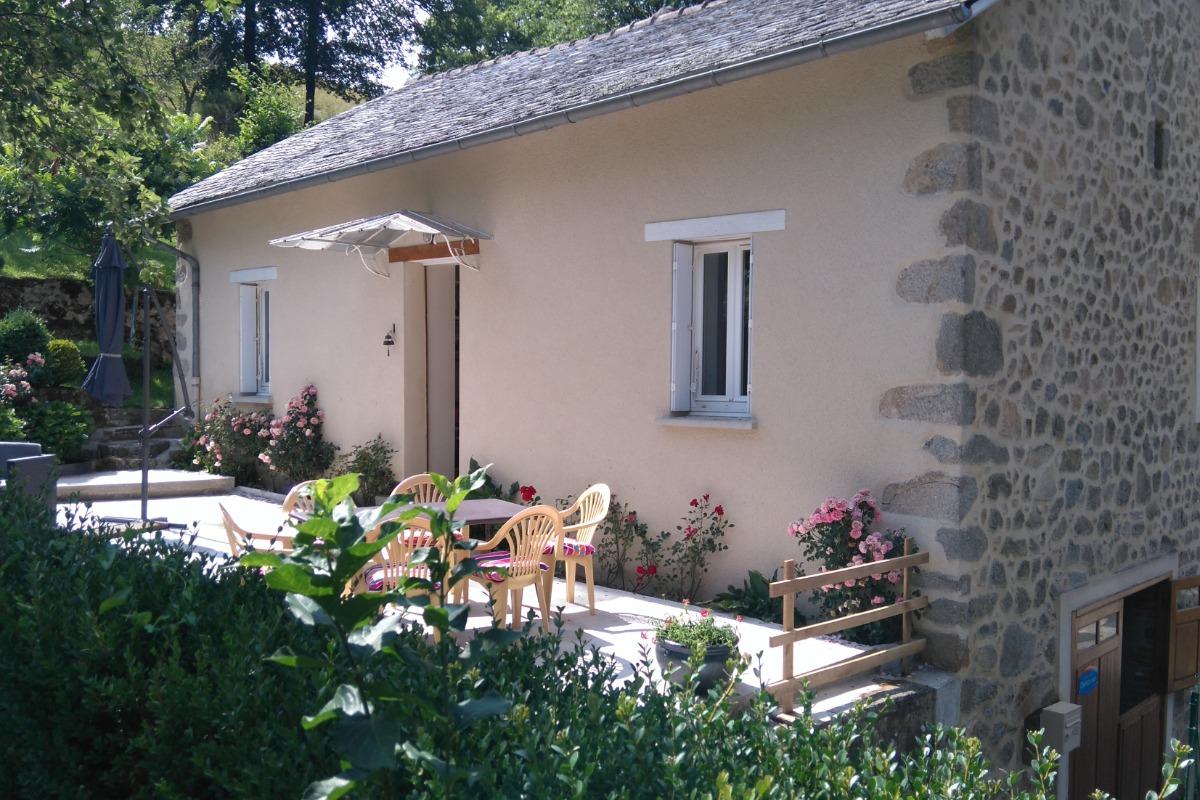 La maison des 2 lacs - Location de vacances - Saint-Gérons