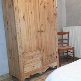 - Chambre d'hôtes - Fridefont