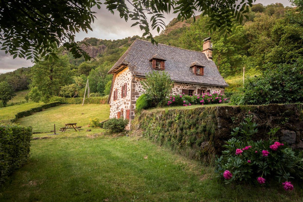 - Location de vacances - Saint-Cirgues-de-Jordanne