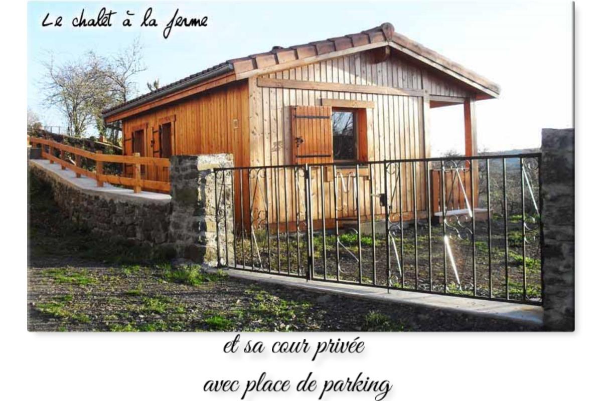 - Location de vacances - Ferrières-Saint-Mary