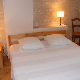 Une autre chambre - Saint-Amant-de-Boixe - Location de vacances - Saint-Amant-de-Boixe
