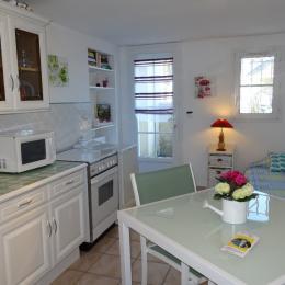 La cuisine - La pallaine - Puymoyen - Chambre d'hôtes - Puymoyen