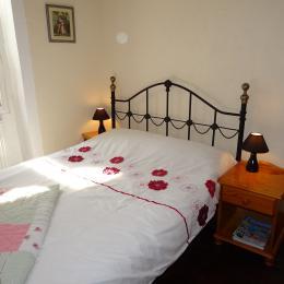 La chambre Joséphine - La maison rouge volets - Exideuil sur Vienne - Chambre d'hôte - Exideuil