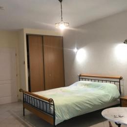 La chambre pommier - L'Essartille - Dirac - Chambre d'hôtes - Dirac